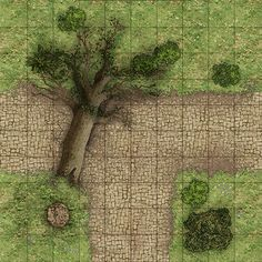 Heroic Maps - Geomorphs: Highway Features 1 - Heroic Maps | Caverns & Tunnels | Wilderness | Geomorphs | Roads | Rivers | Countryside | DriveThruRPG.com
