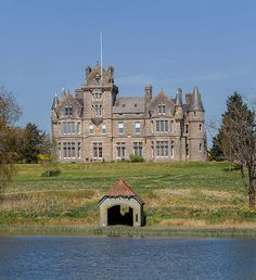 englishcountryhousegoncourt — castlesandmanorhouses:   Orchil Castle, Braco, By...