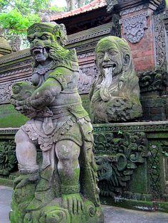 ( - p.mc.n.) Ubud, Bali, Indonesia