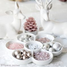 Enchanted Forest inspiration by Torie Jayne Christmas Fairy, Pink Christmas, Christmas Colors, All Things Christmas, Christmas Time, Christmas Ideas, Merry Christmas, Xmas, Colour Inspiration