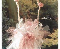 Complementos para los vestidos de comunión, arras y bodas rústicas de estilo vintage, romántico.