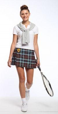 Women's Mini Kilt - A Short & Sexy Kilt with Pleats & Stash Pocket | SportKilt.com