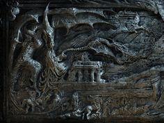 The Elder Scrolls V: Skyrim Art & Pictures,  Teaser Wall
