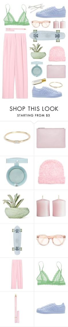 """Clear Sky"" by herbivore-botanicals ❤ liked on Polyvore featuring Whistles, Herbivore Botanicals, Bourjois, American Vintage, Chen Chen & Kai Williams, H&M, DKNY, Eberjey, AERIN and Bobbi Brown Cosmetics"