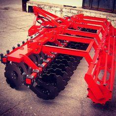 Do you need 6 meter Spring Loaded Disc Tiller??? #agriculture #agricola #farm #farmer #farming #farmlife #nature #organic #machine #technology #instapics #picoftheday #turquagroforagriculture #landwirtschaft
