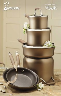 33 Best Love Anolon Images Cookware Kitchen Tools