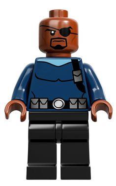 MARVEL X LEGO MINIFIGURES – 2013 COLLECTION