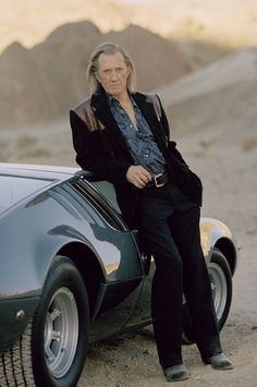 David Carradine in Kill Bill #movies #fashion