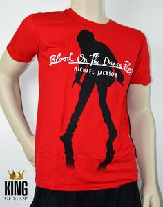 Item of the Day: Official MJ T-shirt Blood On The Dance Floor 2009:  http://www.king-of-shop.com/product/blood-on-the-dance-floor-t-shirt/
