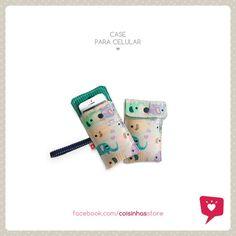 Case para Celular Elefante R$16.00
