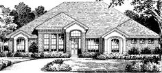 Eplans New American House Plan - Mix And Match - 2210 Square Feet and 4 Bedrooms(s) from Eplans - House Plan Code HWEPL58457