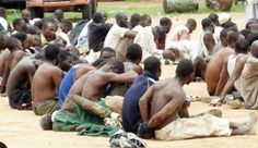Chioma Gabriel's blog: Chadian Police arrest 60 Boko Haram suspects