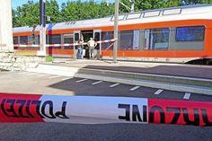 Messer-Attacke in Südostbahn: Held von Salez riss brennenden Täter aus dem Zug…