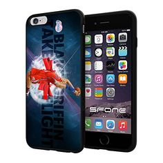 """NBA Basketball Player Blake Austin Griffin LA Los Angeles Clippers, Cool iPhone 6 Plus (6+ , 5.5"""") Smartphone Case Cover Collector iphone TPU Rubber Case Black Phoneaholic http://www.amazon.com/dp/B00WF061FQ/ref=cm_sw_r_pi_dp_ZZLpvb1RT54YF"""