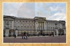 Estúdio Brigit - Livros Artesanais & Arte: Palácio de Buckingham (Buckingham Palace) - 1