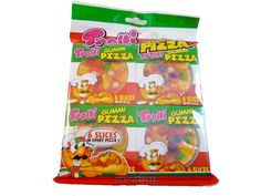 Trolli Mini Gummy Pizza, and other Confectionery at Australias cheapest prices , are ready to purchase at The Professors Online Lolly Shop with the Sku: 5169