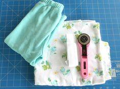 como costurar uma calça de moletom infantil