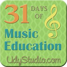 31 Days of Music Education