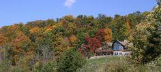 Wildberry Lodge; Leicester, North Carolina  - CountryLiving.com