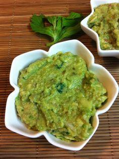 Las recetas de Martuka: Quesadillas De Pollo Gratinadas. Receta del GUACAMOLE