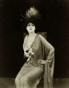 Telling Quotes from Silent Cinema Starlets on Playing the Vamp