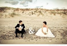 Great Destination Wedding Photo- Pick up & at any Craft Store