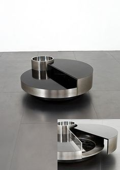 Willy Rizzo coffeetable ca. 1972