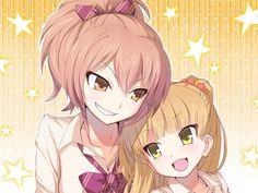 Mika and Rika