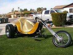Volkswagen Trike