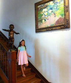 ✨Juego de pistas✨con Marco Topo en el Museo Sorolla  = planazo #plandivertidoniños