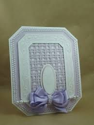Image result for classic weaving Sue Wilson die card ideas