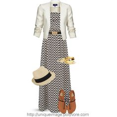 A fashion look from March 2013 featuring Mexx blazers, Dolce Vita sandals and Forever 21 hats. Browse and shop related looks.