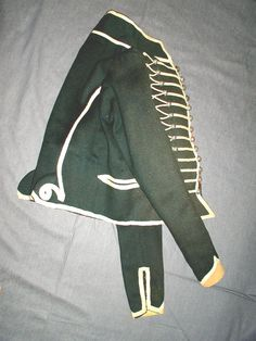 5e hussards original uniform.