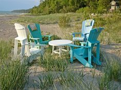 CR Plastic Products US - Adirondack Chair - upstairs deck chairs)