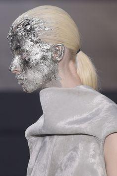 Rick Owens Clp Bis at Paris Fashion Week Fall 2015 - StyleBistro