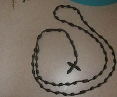 How to make a Rosary out of Paracord