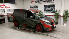 Volkswagen Caddy wrapped by Cam-Shaft.de Design by TTStudio. Caddy Van, Audi Wagon, Volkswagen Caddy, Van Wrap, Camper, Car Detailing, Vw Bus, Cars And Motorcycles, Luxury Cars