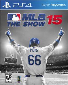 Dodgers Blue Heaven: Blog Kiosk: 12/6/2014 - Dodger Links - Puig on the Cover of MLB15