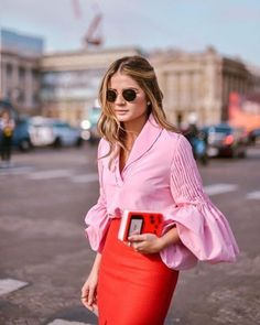 How to wear colours .. #model #girl #instagood #instamood #instalike #instadaily #love #cool #picoftheday #style #fashionblogger #fashionista #streetstyle #blogger #streetlook #streetfashion #instafashion #qdzone #qdresscode #fashion #fashiongram #instaday #streetphotography #streetcool #instacool #styleblogger #lifestyle #red #pink