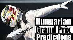 """Hungarian Grand Prix: Who will win?    Will it be """"new hair, don't care"""" for king of the Hungaroring Lewis Hamilton? Pick your race top three in Hungary.   http://www.bbc.co.uk/sport/formula1/40699688"""