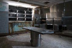 Manicomi americani abbandonati - by Jeremy Harris