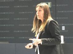 """Mireya Trias (@MireyaTriasMonl) en su ponencia """"Los cuatro pilares de la marca personal"""" en ESADE Creapolis Sant Cugat, Barcelona. #IMDBCN2015 #inboundmarketing #marketing #marketingdigital #socialmedia #socialdigitalmarketing #communitymanager #redessociales #enredia"""