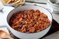 Cheesy Chili for a Crowd Recipe - Kraft Recipes