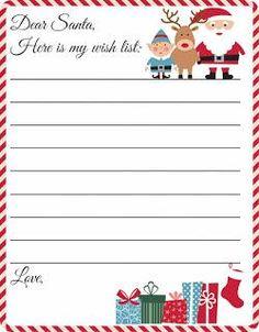 Printable Blank Santa Claus  Free Large Images   Pinteres