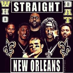 Saints Memes, Louisiana Art, New Orleans Saints Football, I Love America, Who Dat, Football Art, Sport Icon, New Saints, Win Or Lose