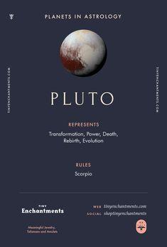 Pluto Sign in Astrology - Planet Meaning, Zodiac, Symbolism, Characteristics Infographic Scorpio Zodiac, Astrology Zodiac, Astrology Signs, Zodiac Signs, Pluto In Scorpio, Astrology Houses, Learn Astrology, Gemini, Scorpio Planet