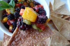 sweet fruit salsa