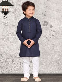 278d87e99b57 Grey Black Shalwar Kameez For Baby Boys