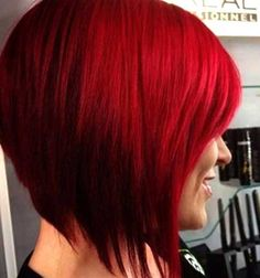 10+ Red Bob Hairstyles | Bob Hairstyles 2015 - Short Hairstyles for Women