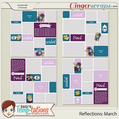 Reflections: March